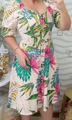 Vintage Dresses Online, Royal Clothing, Frock Design, Look Chic, Blouse Styles, Pretty Dresses, African Fashion, Casual Chic, Trendy Outfits