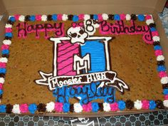 """Photo 1 of 44: Monster High Spa Birthday Party / Birthday """"Hayley Turns Eight: Monster High Party"""" 