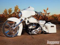 The Trouble Maker | 2007 Harley Davidson Street Glide | Baggers