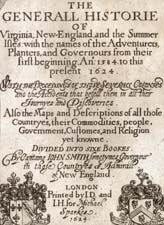 analysis of john smith s the general history of virginia new england and the summer isles Till the first supply,' the general history of virginia, new england,and the summer isles john smith 15801631 till the first supply,' the general history of virginia, new england,and the summer isles.