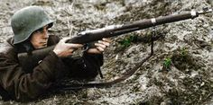 A Hungarian Army soldier fighting for the Axis powers. Show here holding his Styer rifle. Ww2 Weapons, Central And Eastern Europe, Defence Force, Austro Hungarian, Military Surplus, Army Soldier, Axis Powers, Budapest Hungary, World War Ii