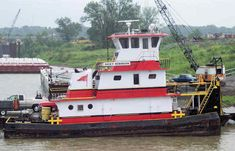 Two People Missing After Tug Sinks on Mississippi Near Memphis