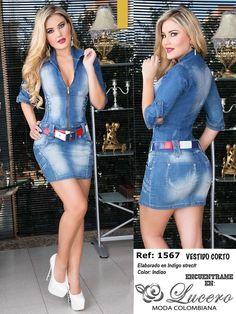 Para curvas Young Fashion, Girl Fashion, Fashion Outfits, Womens Fashion, Hot Outfits, Summer Outfits, Smart Casual Jeans, Madeleine Fashion, Jamel