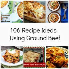 106 Recipe Ideas Using Ground Beef | Farm Fresh Feasts