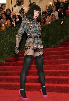 Madonna    Celebs at the 2013 Met Gala - Yahoo OMG!