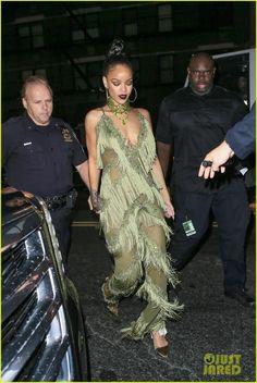 Rihanna & Drake Leave VMAs After Party Together: Photo #3744249. Rihanna…