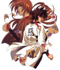 Tags: Anime, Rurouni Kenshin, Himura Kenshin, Sagara Sanosuke