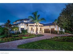4235 Crayton Rd, Naples, FL 34103 | New Construction West Indies style home in Park Shore, Naples, Florida  - Naples Coastal Contemporary Homes for Sale