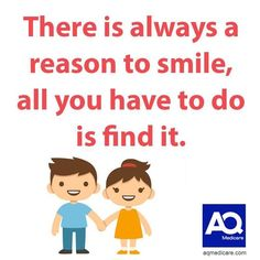 It all starts with choosing thankfulness... #smile #family #health #aqmedicare