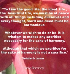 What does your ideal life look like?   Do you know?  Spend time thinking about it, then work on attaining it❤️