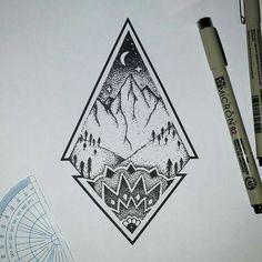 Bottom and side design. Bottom and side design. Space Drawings, Cute Drawings, Drawing Sketches, Tattoo Drawings, Body Art Tattoos, Stippling Art, Stippling Tattoo, Brust Tattoo, Tattoo Und Piercing