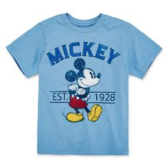 jcpenney.com   Disney Collection Mickey Mouse Graphic Tee - Boys 2-10