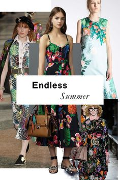 The Top Trends of the Resort 2017 Collections - Photos - Vogue Trend Forecasting, Fashion Forecasting, Fashion Moda, Fashion 2017, Fashion Trends, Ladies Fashion, Vogue, Colorful Fashion, Street Style Women