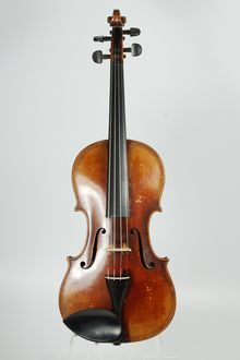 Hunter Valley Violins - Student and Fine Violins, Violas, Cellos and Double Bass Instruments and Strings for Sale. Enrico, Gliga