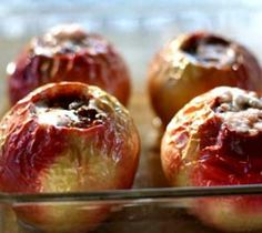 Oven Baked Apples Recipe