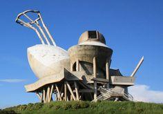 Kihoku Astronomical Museum Kanoya, Kagoshima Prefecture. Japan. 1996 Architect: Takasaki Masaharu