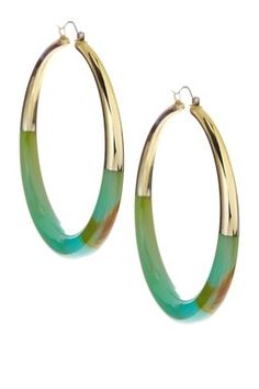 Peru Hoop Earrings