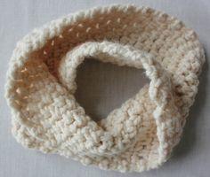Lambs Wool Mobius Scarf by jubilee127 on Etsy, $18.00