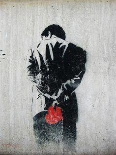 DOLK  great street art