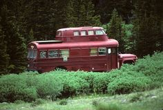 "funky ""Hippie Rv"" in Colorado (photo taken by twm1340 on Flickr)"