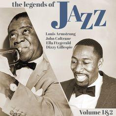 Jazz Album cover template.