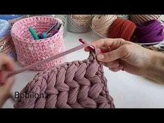 Login - Her Crochet Bag Crochet, Crochet Handbags, Crochet Purses, Crochet Stitches, Crochet Patterns, Diy Crafts Crochet, Crochet Projects, Yarn Bag, T Shirt Yarn