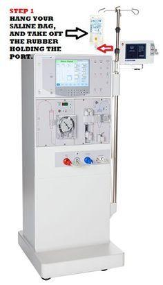 Dialysis Technicians Worldwide 7 Quick Steps To Setting Up A K K2 Fresenius In 2020 Dialysis Dialysis Machine Dialysis Nurse
