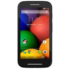 Smartphone Moto E Dtv Colors - Preto