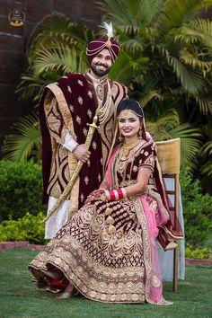 55 ideas pre wedding photography indian portraits for 2020 Punjabi Wedding Couple, Indian Wedding Poses, Indian Bridal Photos, Couple Wedding Dress, Indian Wedding Couple Photography, Wedding Couple Photos, Bride Photography, Indian Wedding Outfits, Punjabi Couple