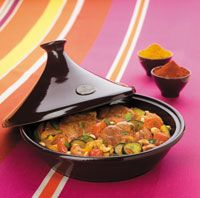 Emile Henry Ceramic Tagine The Elegant Conical Shape Of North African Is Still Unfamiliar To Many American Cooks But For Those In Know
