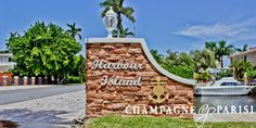 Boca Raton Real Estate - Harbour Island Homes for Sale