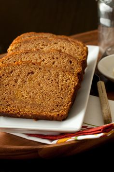 Butternut Squash Bread - you've got to try this one...slightly milder than pumpkin bread and every bit as delicious | CSA crop: butternut squash