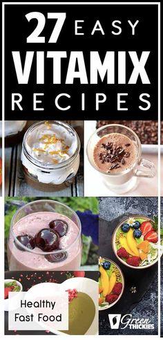 48 Best Vegan Vitamix Recipes Images Vitamix Recipes
