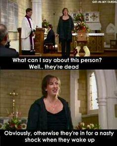 Tv Quotes, Movie Quotes, Funny Quotes, Funny Memes, Hilarious, Miranda Tv Show, Miranda Bbc, British Sitcoms, British Comedy