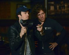 """The Downward Spiral"" - Don't miss Ian Somerhalder's directorial debut TONIGHT at 8/7c."