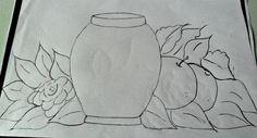 Riscos-para-pintura-em-tecidos-rosas11.jpg (1104×595)