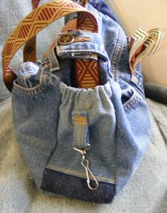 Blue Jean Craft Patterns | My Blue Jean Purse-jean-purse2.jpg