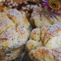 Swedish Recipes, Sweet Recipes, Cake Recipes, Dessert Recipes, Swedish Foods, Sweet Bakery, Sugar Cravings, Dessert Drinks, Christmas Baking