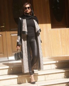 Love her style? Want to be featured next? Message me on telegram or direct.  #مد#فشن#مدل#لباس#زنونه#دخترونه#مانتو#مجلسی#dokhtaroone#zanoone#fashion#luxury#streetstyle#streetwear#dress#beauty#شال#روسری#استایل#girl#girls#پوشاک#خیاطی#manto#mezon#manteau#LTKiran#ManteauStage#مانتواستیج