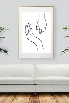Pink Nail Art, Pink Art, Pink Nails, Girly, Black And White Wall Art, Decoration, All Print, Hot Pink, Trending Outfits