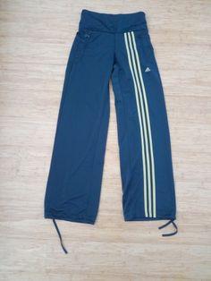 Pantalon de survêtement noir or T.34 Adidas 30,00 € fitness sport sportswear femme women