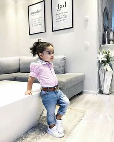 🌺🌺💗make top onesie Cute Little Girls Outfits, Kids Outfits Girls, Toddler Girl Outfits, Toddler Girl Style, Cute Kids Fashion, Little Girl Fashion, Toddler Fashion, Kids Dress Wear, Dresses Kids Girl