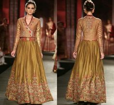 Angrakha Style Blouse