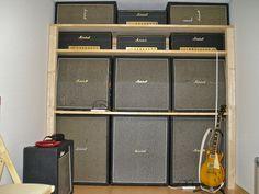 The Wall of Marshalls!!