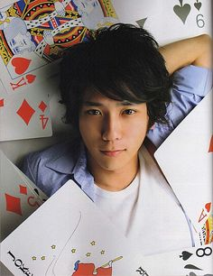 I'm still adding new pretty faces here. :D Feel free to tell me who's your favourite. If you want a list with your favourite men, you should just. Japanese Drama, Japanese Boy, Ninomiya Kazunari, Good Looking Men, Best Actor, Pretty Face, Celebrity Crush, The Magicians, Cute Guys