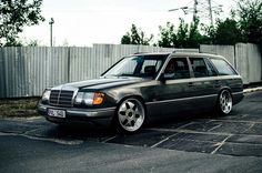 Mercedes-Benz W124 T-model Wagon Kobi Estate S124