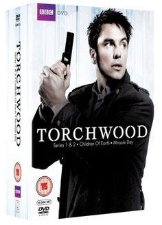 Torchwood-Series-1-4-Box-Set-DVD-R4-ships-from-UK