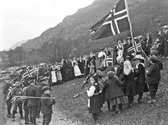 History in Photos: Paul Stang #vintage #norway #17mai