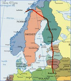 Nice The Holt Educational Outlet US Map Phone Address Tours - Norway on us map