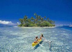 Polinesia...magari...un giorno
